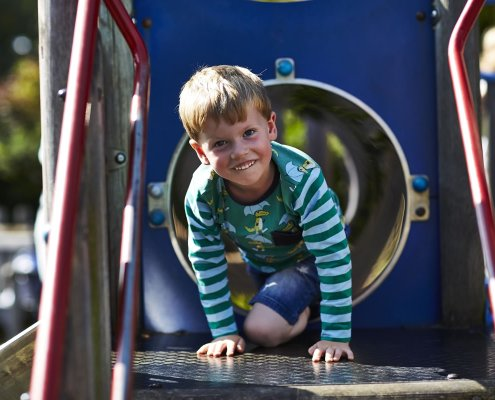 Play and explore at Lotherton