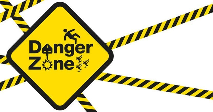 Exhibition: Danger Zone