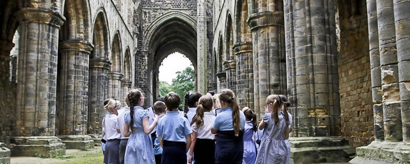 Wh is Kirkstall Abbey important