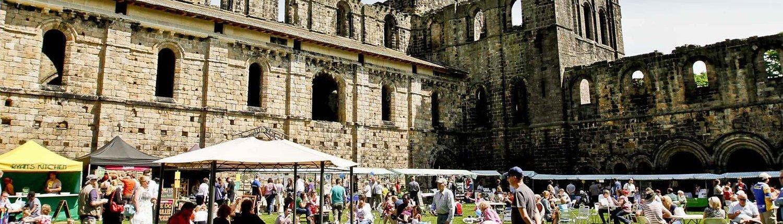Deli market - Kirkstall Abbey