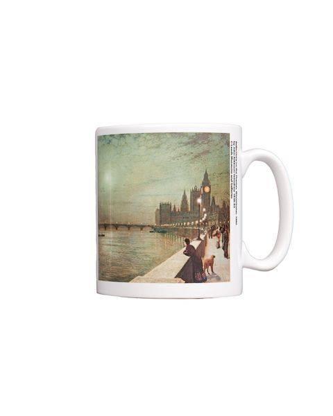 Reflections on the Thames Mug pic 1