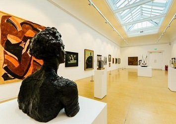 Link to Leeds Art Gallery page