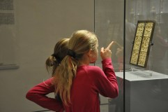 Im Museum Schnütgen (Foto: Museumsschule Köln)