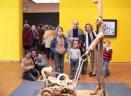 Familienführung zu Picasso im Museum Ludwig (Foto: Museumsdienst Köln)