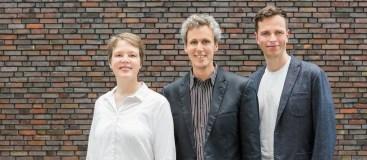 Birgit Kloppenburg, Stefan Kleuver und Frank Hartmann (Foto: RBA)