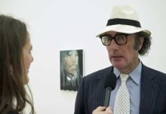 Fondation Beyeler: Interview with Pasquale Leccese in the exhibition 'Marlene Dumas'