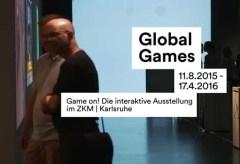 ZKM: GLOBALE – Global Games