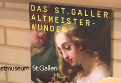 Kunstmuseum St.Gallen: Das St.Galler Altmeisterwunder (© Art-TV)