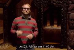 """Museum für Völkerkunde Hamburg: """"Rauru"""" – Führung mit Übersetzung in Gebärdensprache"""
