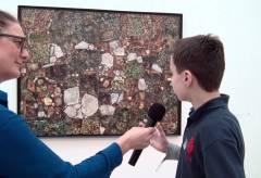 Alessandro über sein Lieblingswerk in der Jean Dubuffet-Ausstellung