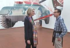 Ateliergespräch Marcel Odenbach: Wir nennen es Ludwig. Das Museum wird 40!