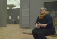 Stefanie Hennig, was verbindest Du mit Francis Bacon?
