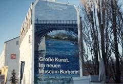 #barberiniwalls in Berlin | Museum Barberini
