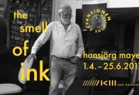 Hansjörg Mayer: The Smell of Ink