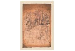 Paul Klee – Zimmerperspective mit Einwohnern, 1921