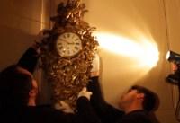 Restaurierte Carteluhr kehrt ins Schloss Sanssouci zurück