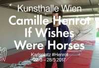 Camille Henrot. If Wishes Were Horses – Kunsthalle Wien