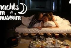 Nachts im Museum für Kommunikation am 23. Februar 2017
