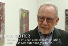 Gerhard Richter Neue Bilder im Albertinum