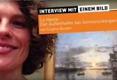 Interview mit einem Bild: Meere und Ozeane ins Bild gerückt
