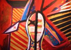 Hinter der Maske. Künstler in der DDR