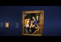 Raffael in der Albertina, Wien – Ausstellungsvideo