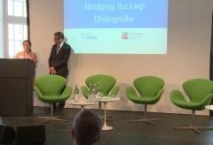 """Dialogreihe: """"Bridging the Gap"""" – Eine Reihe des Vereins zur Förderung des Israel Museums e. V. und des Bucerius Kunst Forums"""