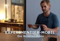Experiment im Deutschen Museum: Die Nebelkammer
