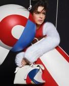 Photo: Karl Lagerfeld for Fendi