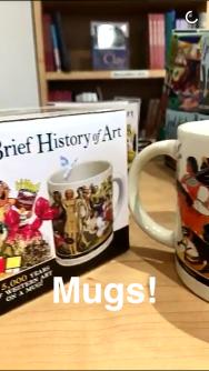 Snap of Georgia Museum of Art