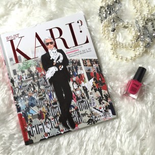 Where's Karl - Karl Lagerfeld