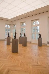 Skulpturen im Museum Barberini