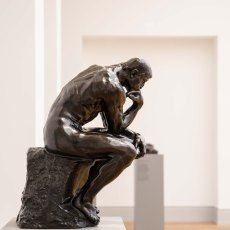 August Rodin im Museum Barberini