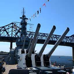 Battleship Cove, America's Fleet Museum