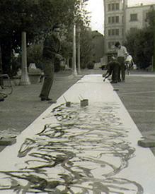 Del nuagisme a la crisi de l'art informal. El Grup Gallot