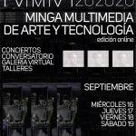Entrevista con Fredy Vallejos acerca de la Minga Multimedia de Arte y Tecnología mMAT