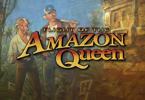 Flight of The Amazon Queen 20th anniversary