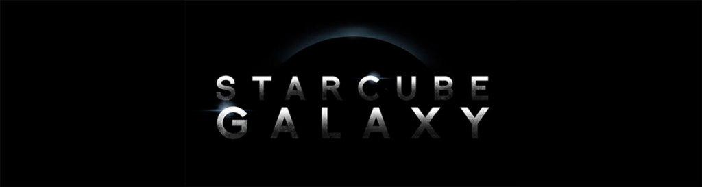Bannière Starcube Galaxy