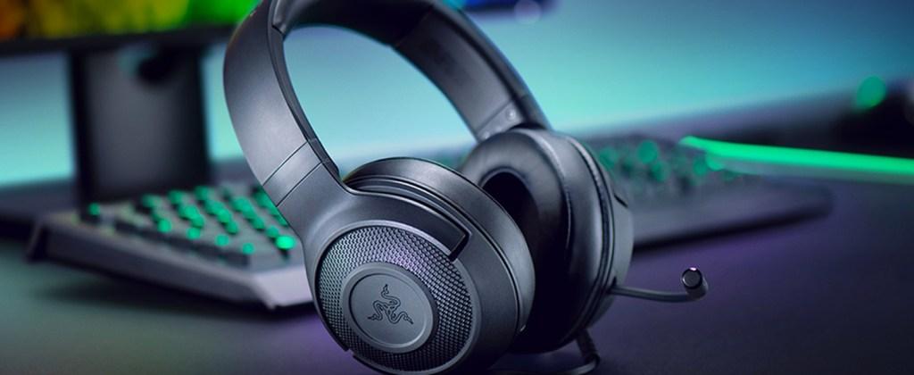 Casque PC pour la Rentrée 2019 - Le casque Kraken X de Razer