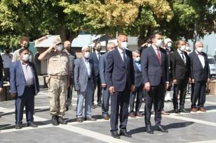 Malazgirt'te Gaziler Günü dolayısıyla tören düzenlendi