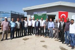 Muş'un Malazgirt ilçesinde pancar alım kampanyası başladı