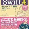 本紹介:大重さんのSwift4本 予約開始!