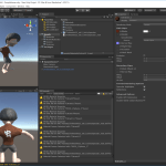 ZBrush → Substance Painter → Modo → Unity までの記録(6) : Unity – 読み込み編