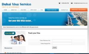 How To Check Dubai Visa Status
