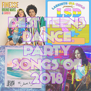 listen to best teens dance party songs of 2018 free online