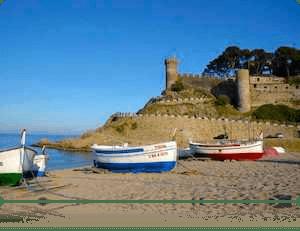 Despedidas de soltero baratas en Tossa de Mar