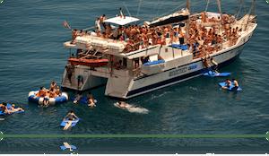 Alquiler deTossa de Mar despedidas de soltero en barco barcos Tossa de Mar