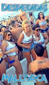 Despedidas de soltero en Mallorca
