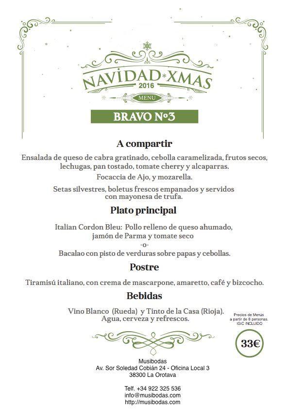 Cenas de Navidad para empresas en Tenerife