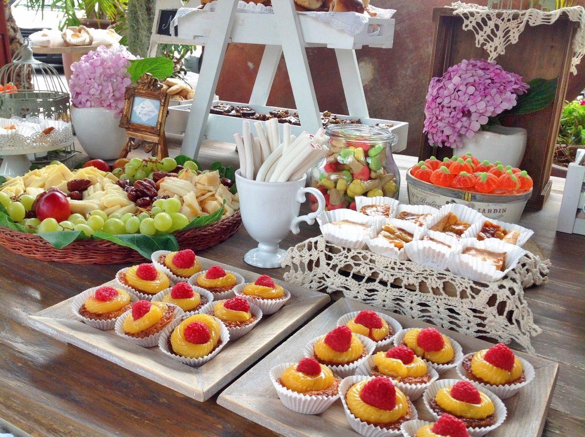 Mesa de dulces y salados en Tenerife Entra y mira lo que